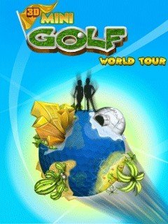 بازی موبایل ۳DMiniGolfWorld – با فرمت جاوا