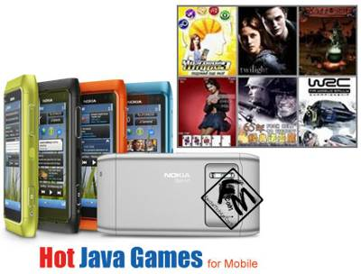 مجموع ۶ بازی فوق العاده زیبا و جذاب جاوا برای گوشیهای تلفن همراه