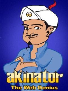 بازی موبایل Akinator به صورت جاوا – دانلود بازی