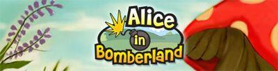 بازی موبایل Alice In Bomberland به صورت جاوا – دانلود بازی موبایل