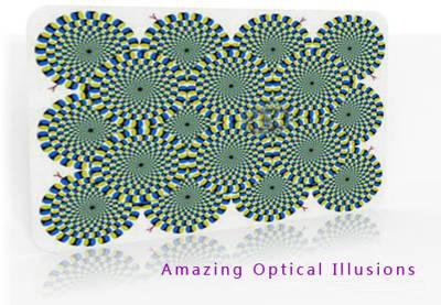 تصاویر شگفت انگیز گرافیکی Amazing Optical Illusions