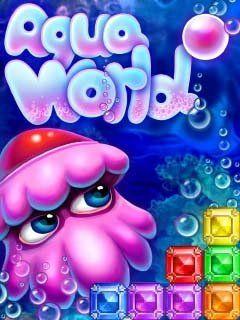 بازی موبایل Aqua World به صورت جاوا