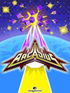 بازی Arcadius با فرمت جاوا برای موبایل – دانلود بازی موبایل