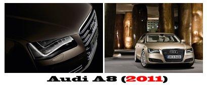مجموعه عکس از : Audi A8 سال ۲۰۱۱