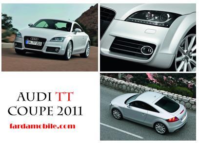 عکس هایی از Audi TT 2011
