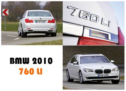 عکس هایی از BMW 760Li 2010