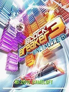 بازی موبایل Block Breaker 3 Unlimited با فرمت جاوا