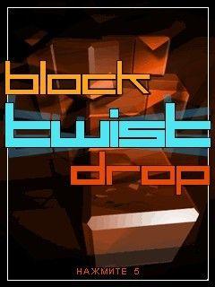 بازی جدید و جذاب Block Twist Drop – فرمت جاوا