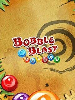 بازی موبایل سرگرم کننده Bobble Blast Deluxe به صورت جاوا