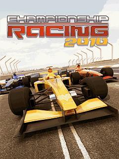 بازی موبایل Championship Racing 2010 به صورت جاوا برای موبایل