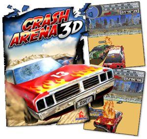 بازی فوق العاده زیبای Crash Arena 3D – جاوا