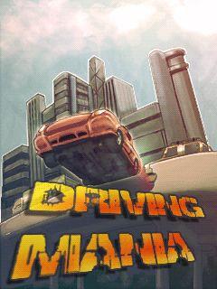 دانلود بازی موبایل Driving Mania به صورت جاوا