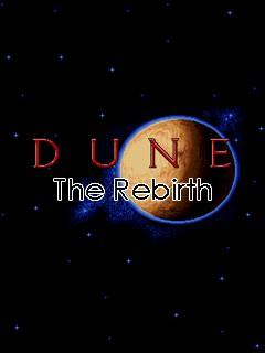 بازی موبایل Dune The Rebirth – بازی جاوا