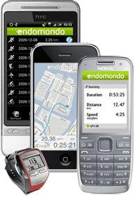ثبت نحوه ی ورزش کردن شما با Endomondo Sports Tracker v4.00