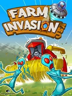 بازی موبایل Farm Invasion USA – بازی جدید موبایل