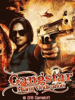 بازی موبایل Gangstar 3 : Miami Vindication – با فرمت جاوا
