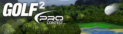 بازی گلف Golf Pro Contest 2 3D به صورت جاوا