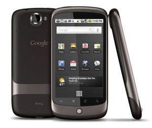 نقد و بررسی گوشی HTC Google Nexus One