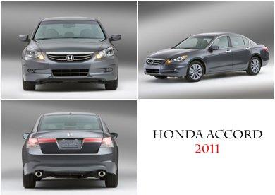 مجموعه پس زمینه های Honda Accord 2011