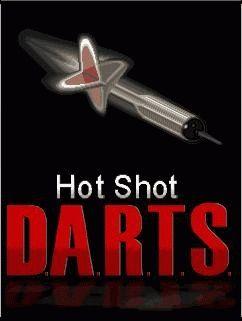 بازی دارت برای موبایل Hot Shot Darts
