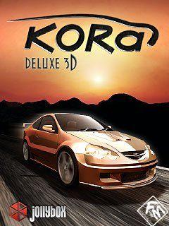 بازی موبایل  KORa Deluxe 3D  به صورت ۳ بعدی – بازی جاوا