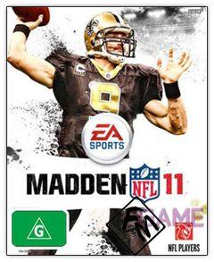 دانلود بازی معروف و زیبای Madden NFL 2011 با فرمت جاوا  – بازی موبایل