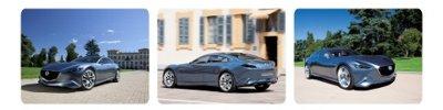 عکس های خودروی جدید مزدا – Mazda Shinari