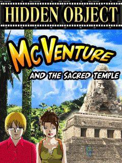 بازی هیجان انگیز Mc Venture برای گوشی موبایل