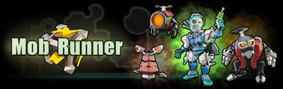 بازی موبایل Mob Runner به صورت جاوا – دانلود بازی جاوا