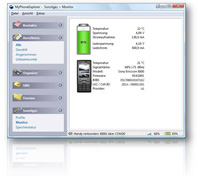 MyPhoneExplorer 1.8.0 مدیریت گوشی سونی اریکسون