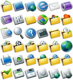مجموعه آیکون های بسیار زیبا برای ویندوز – دانلود آیکون