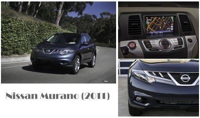 مجموعه عکس ها از Nissan Murano (2011)