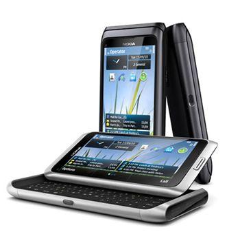 یررسی و مشخصات گوشی Nokia E7