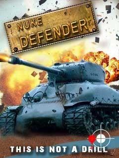 بازی موبایل Nuke Defender به صورت جاوا برای موبایل