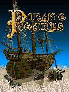 بازی موبایل Pirate Pearls به صورت جاوا برای موبایل
