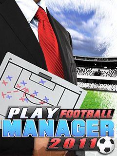 بازی Play Football Manager 2011 با فرمت جاوا برای موبایل