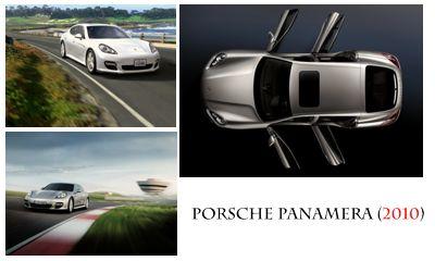 مجموعه تصاویر از Porsche Panamera سال ۲۰۱۰