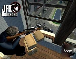 بازی کامپیوتری کم حجم Portable JFK Reloaded