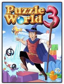 بازی جذاب و فکری Puzzle World 3 – بازی موبایل با فرمت جاوا