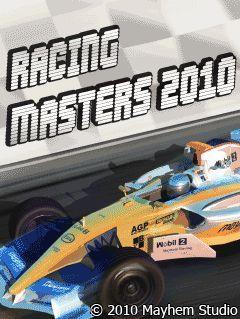 بازی موبایل Racing Masters 2010 – بازی با فرمت جاوا