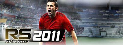 دانلود بازی فوتبال جدید Real Soccer 2011 – دانلود بازی جاوا برای موبایل