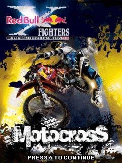 بازی موبایل Red Bull Motocross به صورت جاوا