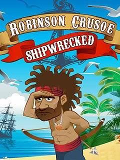 بازی موبایل  Robinson Crusoe:Shipwrecked – بازی جاوا
