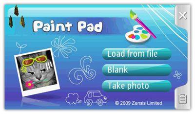 با Zensis Paint Pad v.1.0.0 در موبایل خود نقاشی بکشید – نرم افزار موبایل