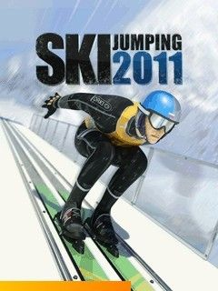 بازی موبایل جدید Ski Jumping 2011 به صورت جاوا