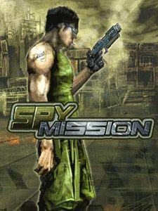 بازی موبایل Spy Mission برای رزلوشن ۳۲۰×۲۴۰ پیکسل – بازی جاوا