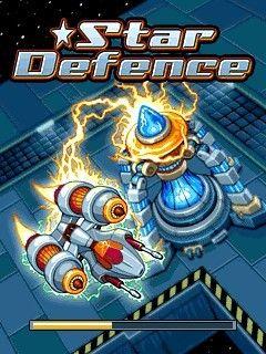 بازی موبایل Star Defence به صورت جاوا