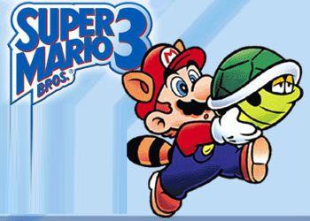 دانلود بازی زیبای Super Mario bros. 3 – بازی موبایل