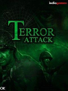 بازی موبایل Terror Attack به صورت جاوا