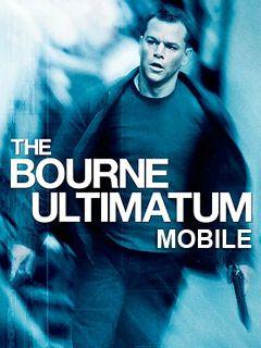 بازی موبایل The Bourne Ultimatum به صورت جاوا